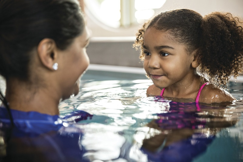 Swim Lessons For Individuals With Special Needs Every Tuesday & Thursday from 7:30PM to 8:30PM